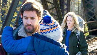Weekend Box Office: John Krasinski's 'A Quiet Place' Is A Thundering Success