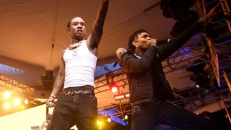 Rae Sremmurd Warns The Women In Their Lives Not To Get Too 'Close' With Travis Scott