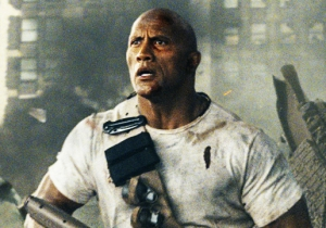 'Rampage' Somehow Makes Giant Monsters Smashing Stuff Look Tedious