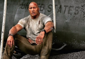The Animation Supervisor For 'Rampage' Explains The WWE Easter Egg Tucked Inside The Rock's Blockbuster