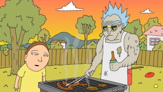 This Year's April Fools Episode Of 'Rick And Morty' Made Everything Australian