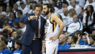Report: The Pacers Will Make Ricky Rubio A 'Top Target' In Free Agency