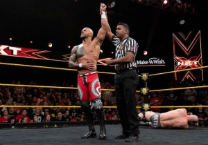 The Rock Thinks A Certain New NXT Superstar Will Be A Future WWE Champion