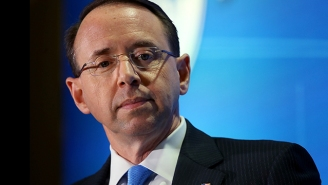 Deputy AG Rod Rosenstein Personally Signed Off On The FBI's Raid On Michael Cohen