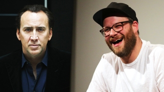 Seth Rogen Reveals How Nicolas Cage Was 'Really Close' To Playing The 'Green Hornet' Villain