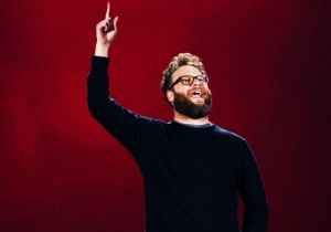 Seth Rogen Wants 'Hilarity For Charity' To Be The Next 'Comic Relief'