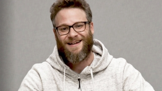 Seth Rogen Sells His Autonomy To Netflix For A Charitable April Fool's Joke