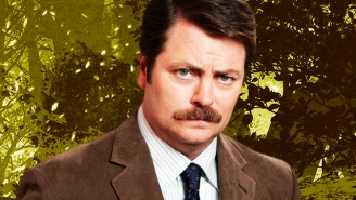 Ranking Ron Swanson's Most Emotional Moments On 'Parks And Recreation'