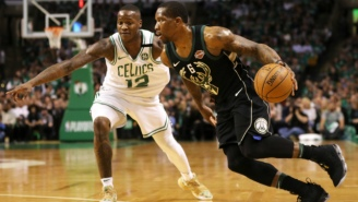 Eric Bledsoe Thinks It's His Fault The Bucks Lost To Celtics In The Playoffs