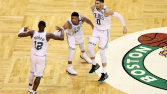The Celtics Defended Their Home Court To Beat The Bucks And Move On To The Conference Semifinals