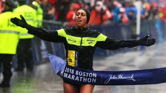 Desiree Linden's Boston Marathon Win Will Give You Plenty Of Motivation To Go For A Jog Today