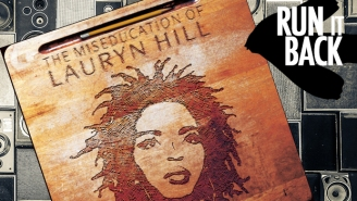 Run It Back: 'The Miseducation Of Lauryn Hill' Proved That Albums Don't Have To Be Perfect To Still Be Classics
