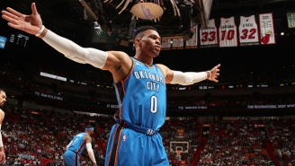Rockets Owner Tilman Fertitta On Acquiring Russell Westbrook: 'He's So Athletic'