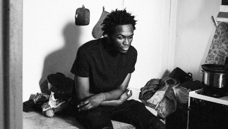 Introspective Chicago Rapper Saba Bares His Heart And Soul With 'Care For Me'
