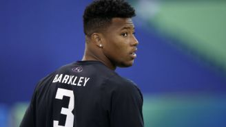 Saquon Barkley Wants To Be The Browns Version Of LeBron James If They Draft Him