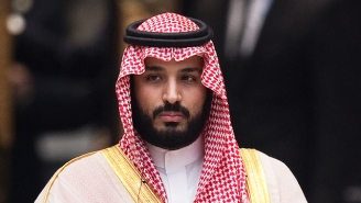 The Saudi Crown Prince Declares That Israeli People 'Have The Right To Have Their Own Land'