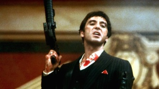 The Moderator Got Booed At The 'Scarface' Reunion Last Night, So That's A New One