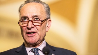 Senate Minority Leader Chuck Schumer Plans To Introduce A Bill To Decriminalize Marijuana