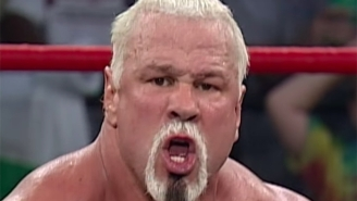 Scott Steiner's Impact Wrestling Media Call Went Completely Off The Rails