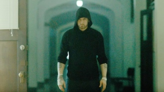 Eminem Claims He Was 'Framed' For A Gruesome Serial Murder In His Horror-Themed New Video