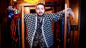 Post Malone Debuted His New Single 'Stay' During His Dive Bar Tour Show In Nashville