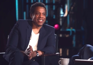 Jay-Z Says He Thinks America Needed Trump To Happen In The Latest Letterman Preview
