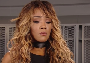 Alicia Fox Had An Altercation With Ronda Rousey's Husband Before WrestleMania