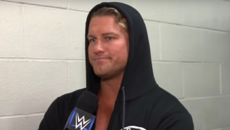 Apparently Dolph Ziggler Has Not Re-Signed With WWE Yet