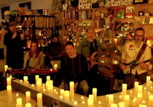 Rhye's Sensual Songwriting Gets A Candlelit Treatment For Their Intimate Tiny Desk Concert