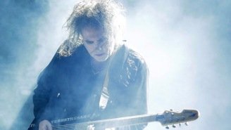 The Cure Have 'Booked Studio Time' To Work On Their First New Album In Over A Decade
