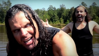 The New WWE Hardy Boyz DVD Will Reportedly Include Footage From Impact