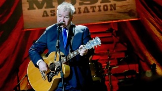 John Prine Put Together An Exquisite Cover Of Stevie Wonder's 'I Just Called To Say I Love You'