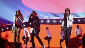 People Were Extremely Disappointed By Migos' Coachella Set — Especially How They Handled 'Motorsport'