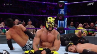 The Best And Worst Of 205 Live 4/17/18: Stand Back! There's A Tornado Coming Through