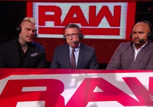 WWE Raw's Commentary Team Is Being Shaken Up Again