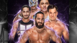The Best And Worst Of WWE 205 Live 4/24/18: Infinity Gauntlet