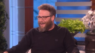 Seth Rogen: Stormy Daniels 'May Have Mentioned' Her Alleged Affair With Trump '10 Years Ago'