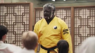 The Trailer For Kyrie Irving's 'Uncle Drew' Is Here And Shaq Is A Karate Instructor With Kobe Jokes