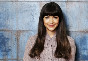 Hannah Simone Has No Plans To Stop After 'New Girl'