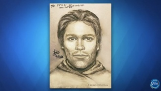Stormy Daniels Released A Sketch Of The Man Who Allegedly Threatened Her, And People Think He Looks Familiar