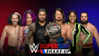 WWE Smackdown Live Open Discussion Thread 4/17/18: Superstar Shake-Up Edition