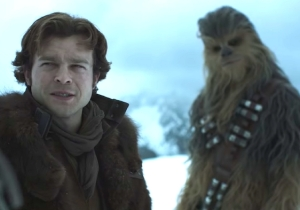 Ron Howard Reveals How George Lucas Had A Little Bit Of Input On 'Solo'