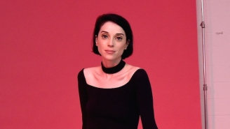 DJDS' Remix Of St. Vincent's 'New York' Builds Anticipation With An Electronic Dance Flourish