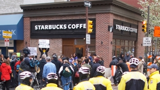 The Growing #BoycottStarbucks Movement is Prompting Mixed Reactions On Social Media
