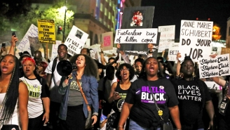 A Sheriff's Vehicle Hit A Woman At A Stephon Clark Protest In Sacramento