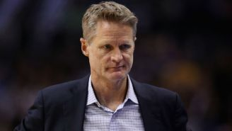 Steve Kerr Appeared To Vent About Draymond To Mike Brown Late In A Loss To The Suns