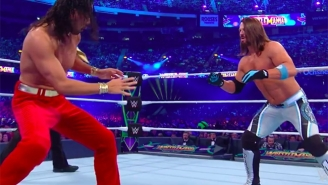 Edge And Christian Know Why The World Title Matches At WrestleMania Were Lackluster