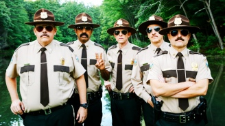 'Super Troopers 2' Is Shockingly Good… For A While