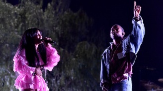 Kendrick Lamar Still Rules Coachella, Even A Year After Headlining On His Own