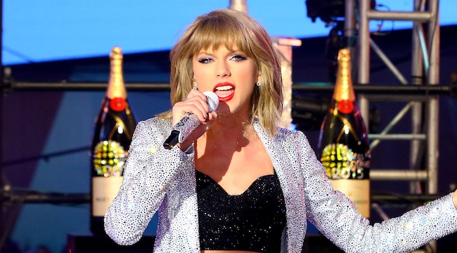 Taylor Swift's Alcohol Reference On 'Reputation' And ...